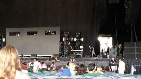 BB&T Pavilion, section: Box 3, seat: 3