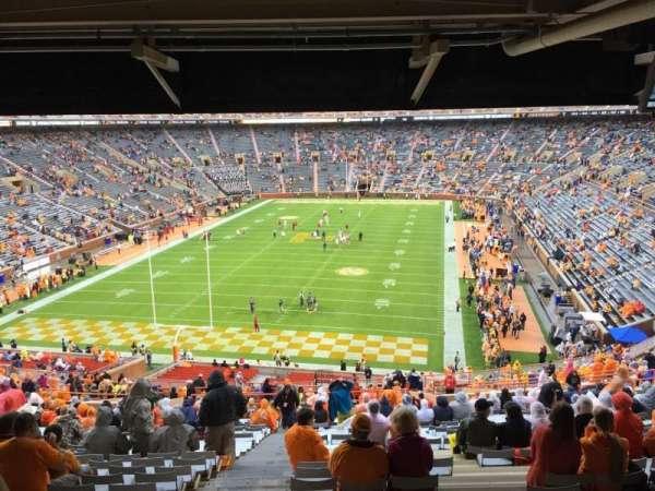 Neyland Stadium, section: Y6, row: 53, seat: 32