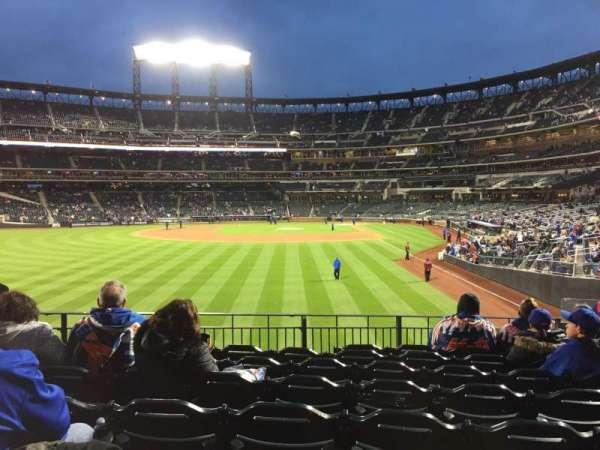 Citi Field, section: 133, row: 3, seat: 5