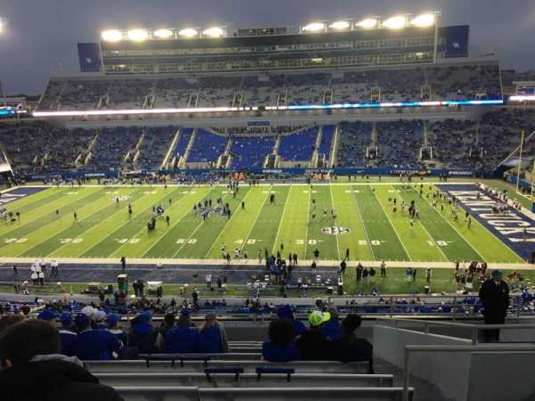 Kroger Field, section: 207
