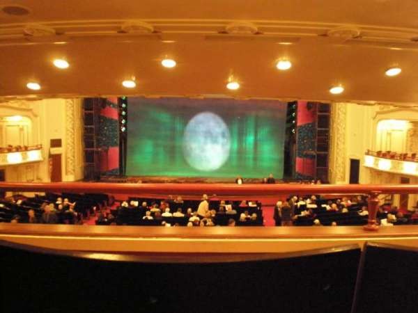 Heinz Hall, section: Grand Tier Center, row: R, seat: 110