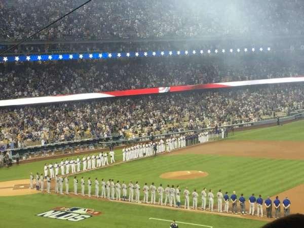 Dodger Stadium, section: 142lg, row: R, seat: 4-5