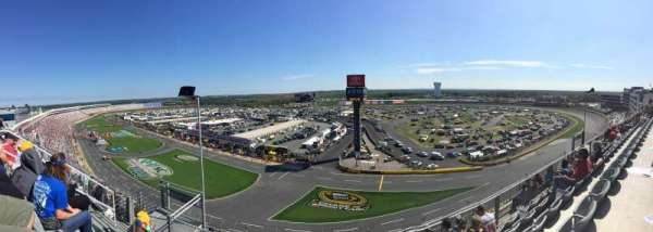 Charlotte Motor Speedway, section: Ford E, row: 51, seat: 30