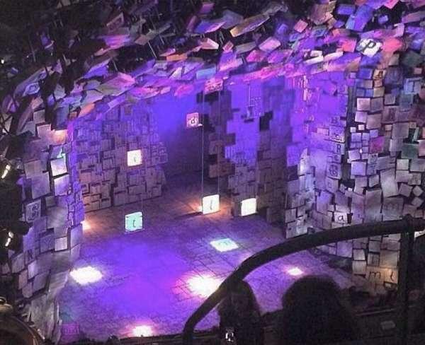 Shubert Theatre, section: Mezzanine L, row: D, seat: 11