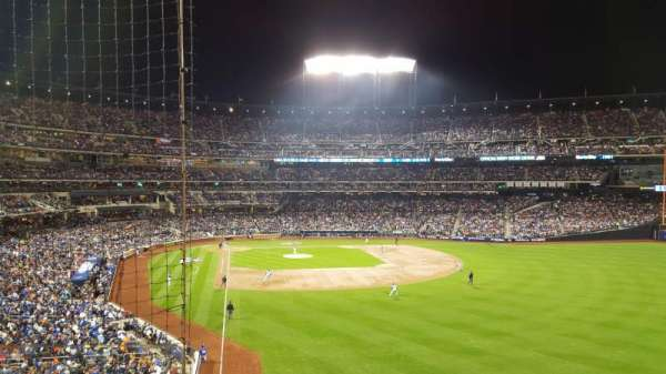 Citi Field, section: 303, row: 2, seat: 1