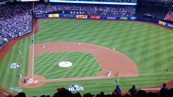 Citi Field, section: 509, row: 17