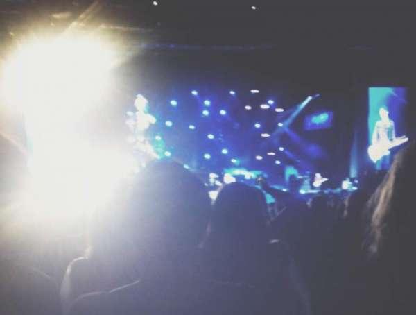 PNC Music Pavilion, section: 8, row: CC, seat: 9