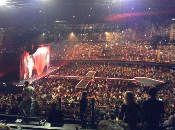 The Forum, section: 228, row: 8, seat: 6