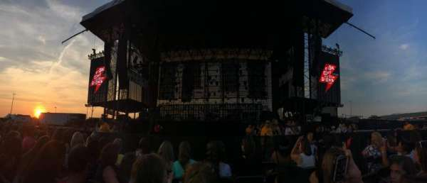Hershey Park Stadium, section: B, row: 4, seat: 23