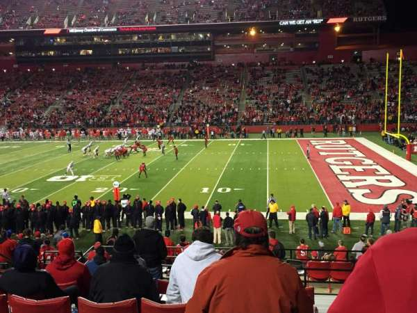 High Point Solutions Stadium, section: 123, row: 24, seat: 1