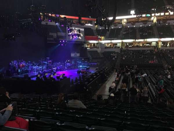 Bankers Life Fieldhouse, section: 17, row: 19, seat: 15