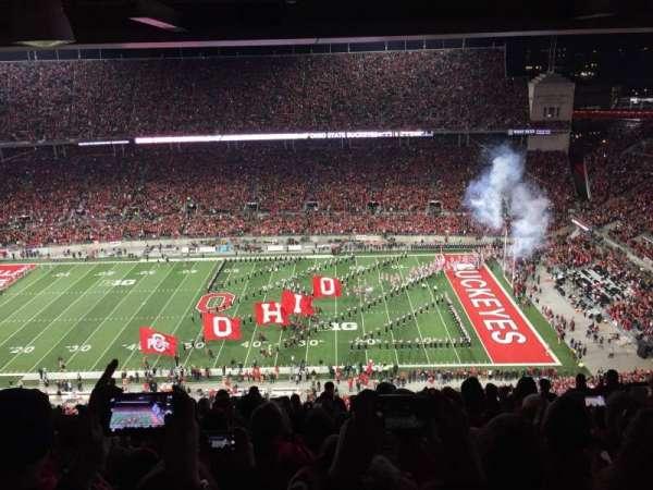 Ohio Stadium, section: 23d, row: 11, seat: 15