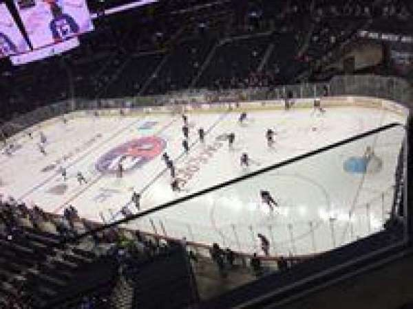 Barclays Center, section: 203, row: 2, seat: 13