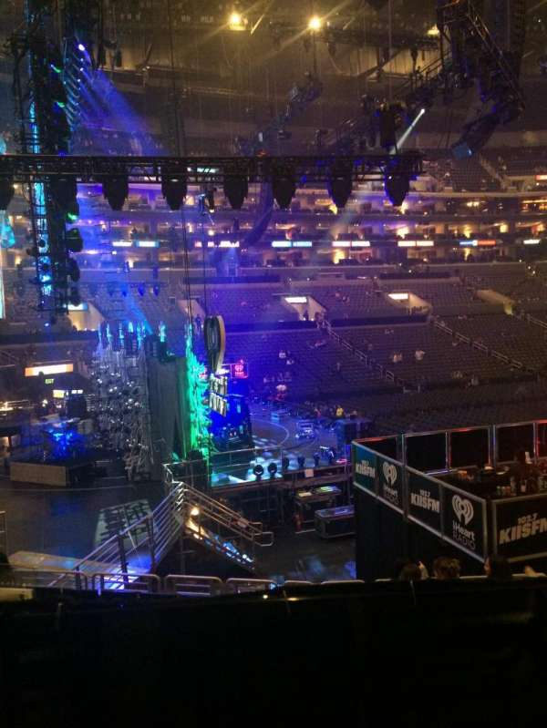 Staples Center, section: 114, row: 18W, seat: 5
