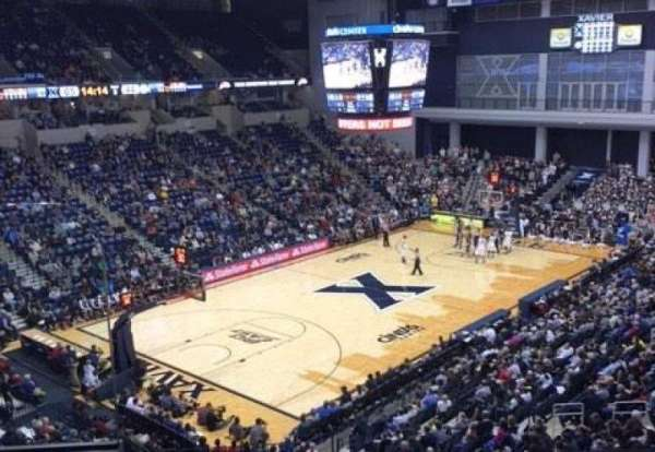 Cintas Center, section: 206, row: C, seat: 16