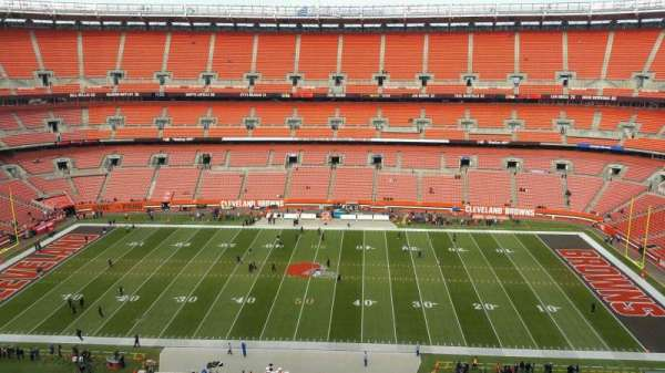 FirstEnergy Stadium, section: 509, row: 15, seat: 18