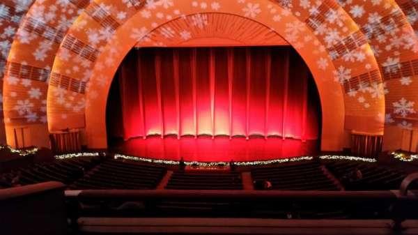 Radio City Music Hall, section: 2nd Mezzanine 4, row: B, seat: 402