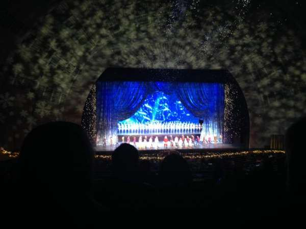 Radio City Music Hall, section: 1st Mezzanine 5, row: G, seat: 509