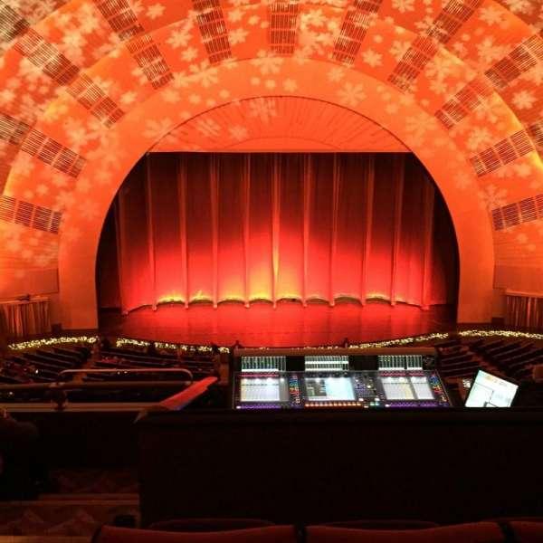Radio City Music Hall, section: 2nd Mezzanine 4, row: E, seat: 413