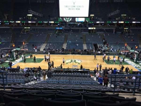 BMO Harris Bradley Center, section: 200, row: Z, seat: 12