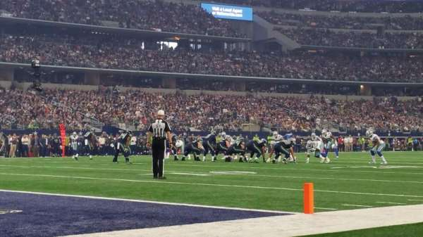 AT&T Stadium, section: Field Suite, row: 21A