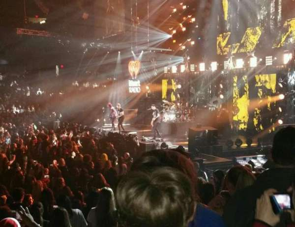 Allstate Arena, section: 110, row: k, seat: 28