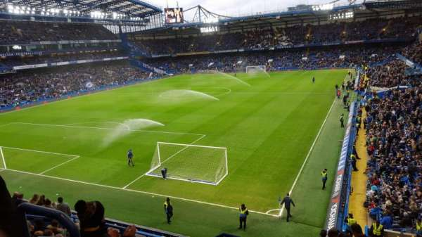 Stamford Bridge, section: Shed End Upper 1, row: 12, seat: 60
