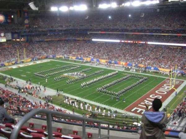 State Farm Stadium, section: 105, row: 5, seat: 23