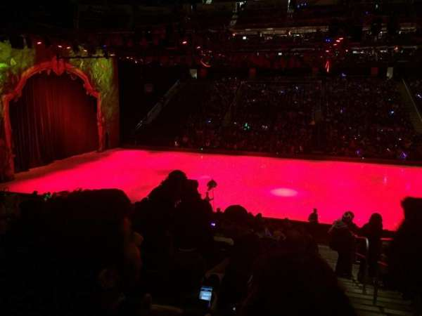 Prudential Center, section: 19, row: 19, seat: 1