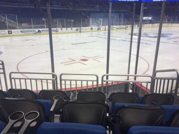 Amway Center, section: 117, row: 9, seat: 10