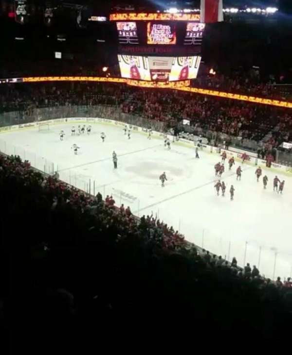 Scotiabank Saddledome, section: 201, row: 19, seat: 7