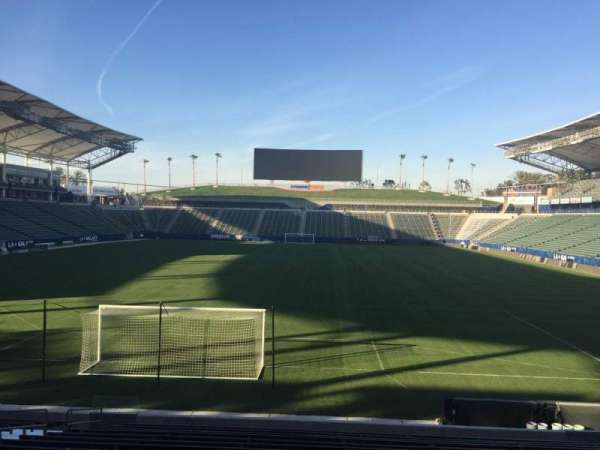 Dignity Health Sports Park, section: 142, row: R, seat: 15