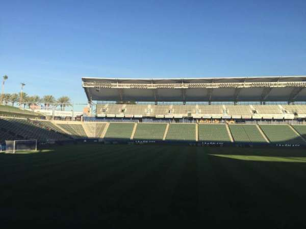 Dignity Health Sports Park, section: 113, row: G, seat: 15