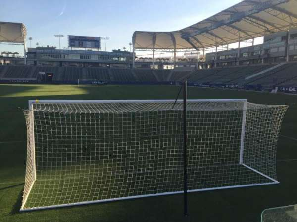 Dignity Health Sports Park, section: 122, row: C, seat: 15