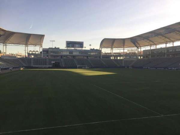 Dignity Health Sports Park, section: 124, row: C, seat: 15