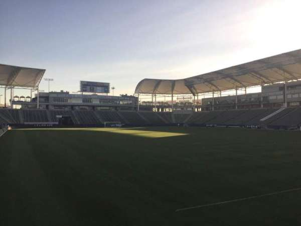 Dignity Health Sports Park, section: 125, row: C, seat: 15