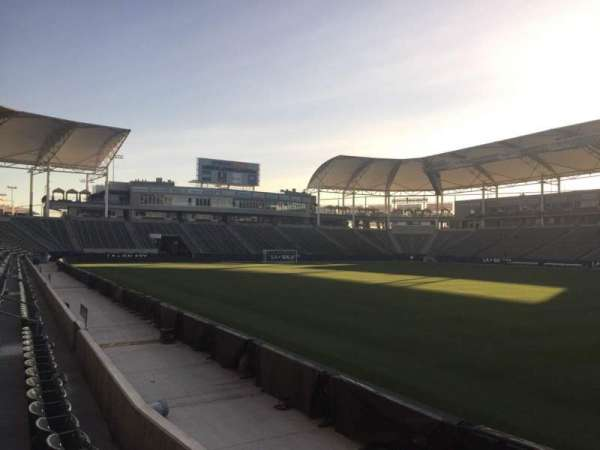 Dignity Health Sports Park, section: 129, row: C, seat: 15