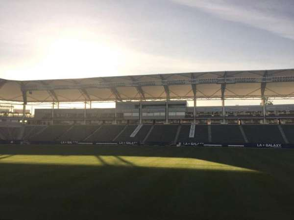 Dignity Health Sports Park, section: 131, row: C, seat: 15