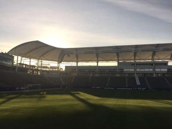 Dignity Health Sports Park, section: 134, row: C, seat: 15