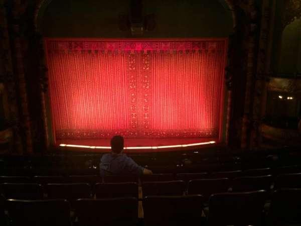 New Amsterdam Theatre, section: Mezzanine C