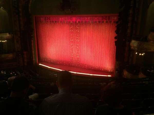 New Amsterdam Theatre, section: Mezzanine R