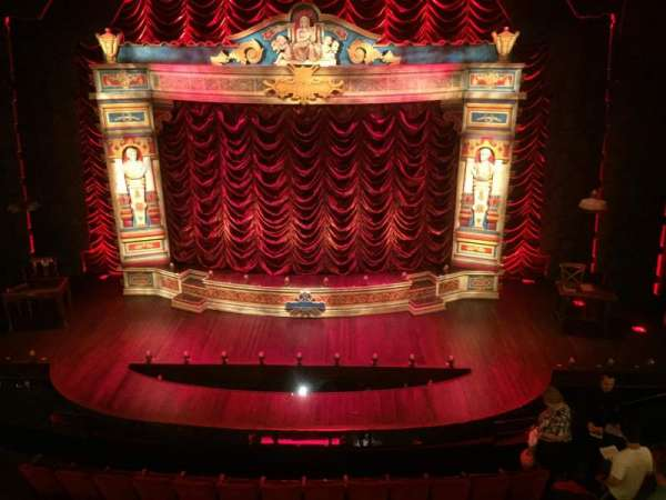 Walter Kerr Theatre, section: Mezz Center, row: B, seat: 107