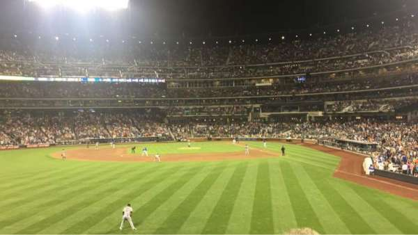 Citi Field, section: 135, row: 4, seat: 18
