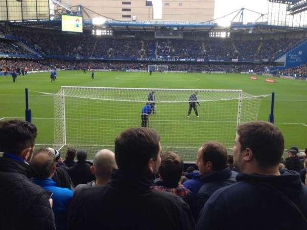 Stamford Bridge, section: Matthew Harding Lower 12, row: P, seat: 80