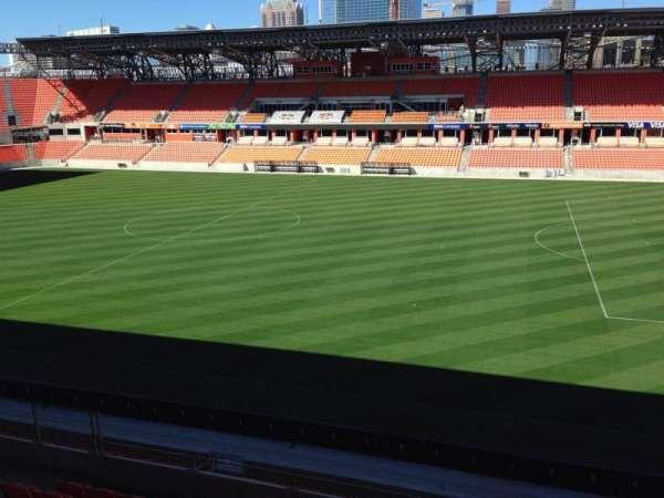 BBVA Stadium, section: 224, row: J, seat: 15