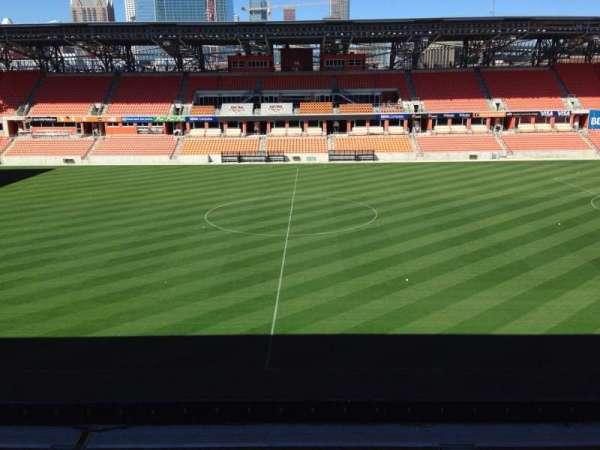 BBVA Stadium, section: 226, row: J, seat: 15