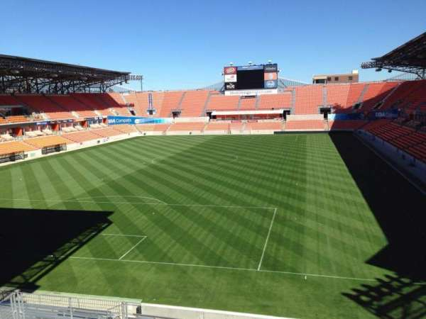 BBVA Stadium, section: 234, row: J, seat: 15
