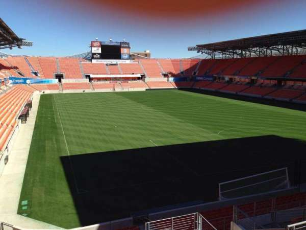 BBVA Stadium, section: 239, row: J, seat: 13