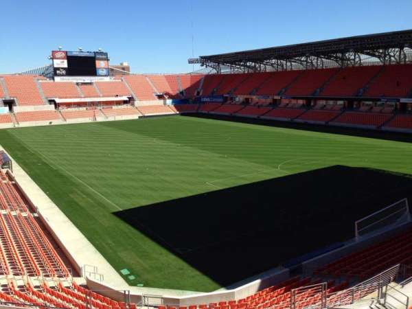 BBVA Stadium, section: 240, row: J, seat: 11