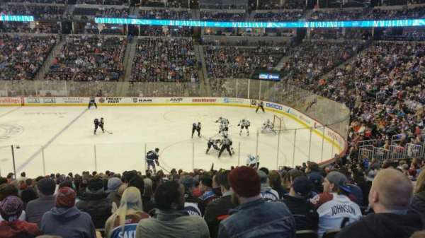Pepsi Center, section: 146, row: 22, seat: 8